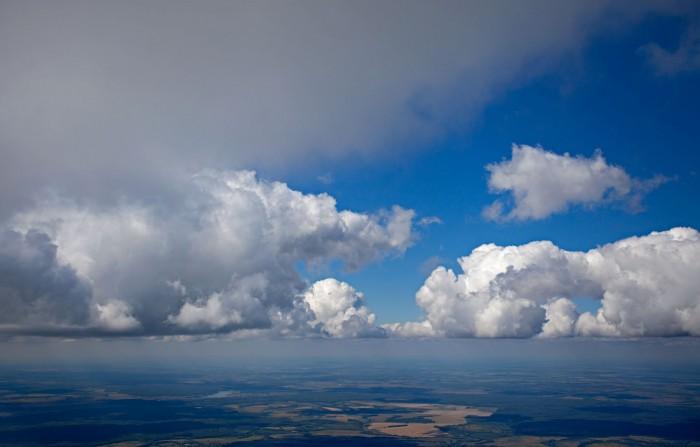 Облака над Каменкой