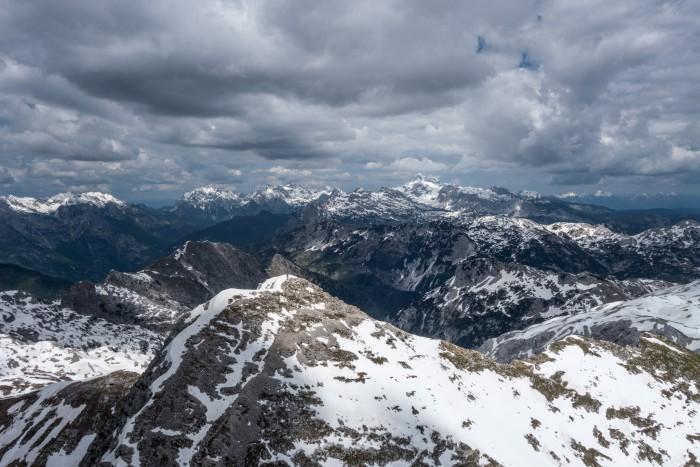 Гора Крн