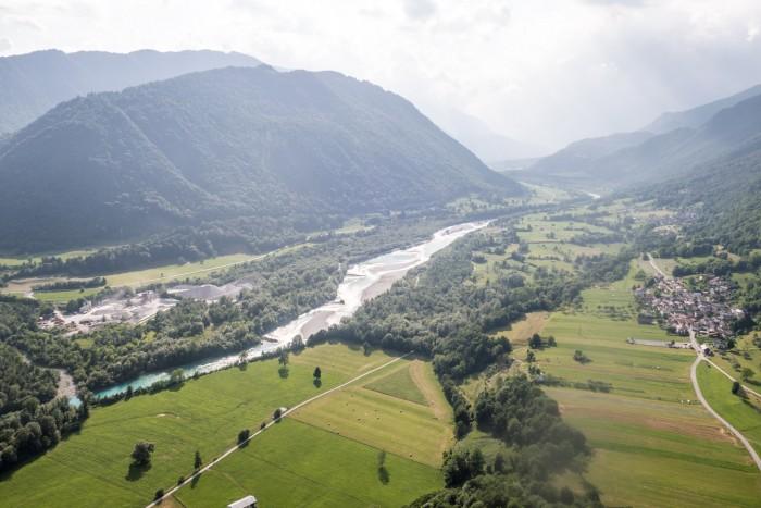 Долина реки Соча