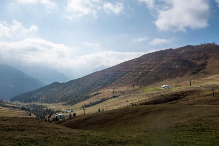 Канатные дороги, Col Rodella