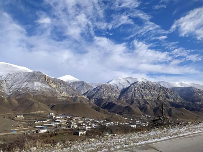 Дагестан, Декабрь 2020